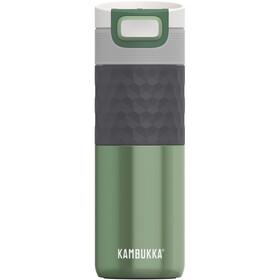 Kambukka Etna Grip Flaske 500 ml, grøn/grå